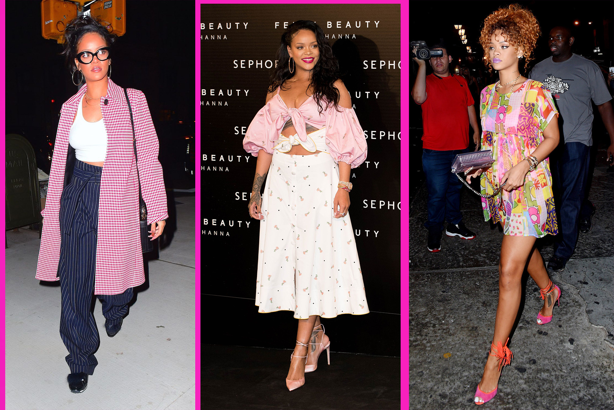 Copy 11 Rihanna Prints style looks on a budget