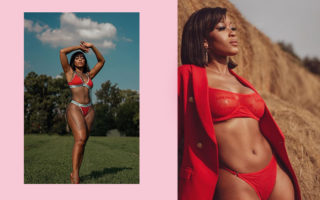 BUHLE SAMUELS, Valentines day outfits, Wear red on Valentines day, Valentines day outfits Buhle samuels, Buhle Samuels Style