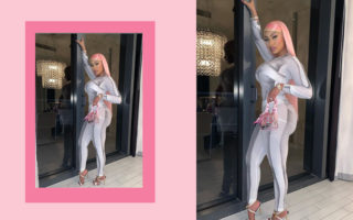 nicki minaj returns to instagram