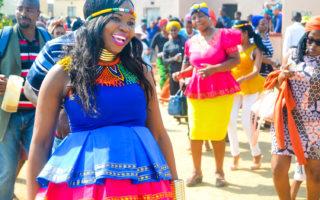 Pedi TRADITIONAL WEDDING GOWN FASHION, Precious wedding mpumalanga modern traditional attire