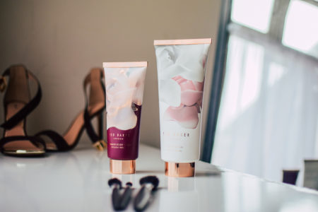 ted baker body wash review