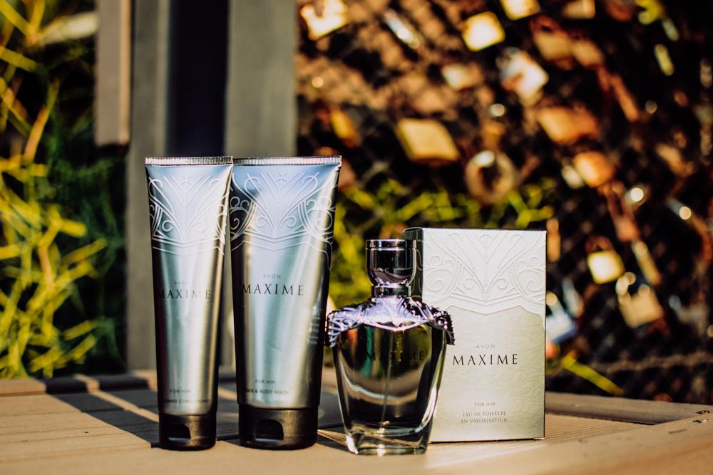 avon Maxime, avon duo perfumes