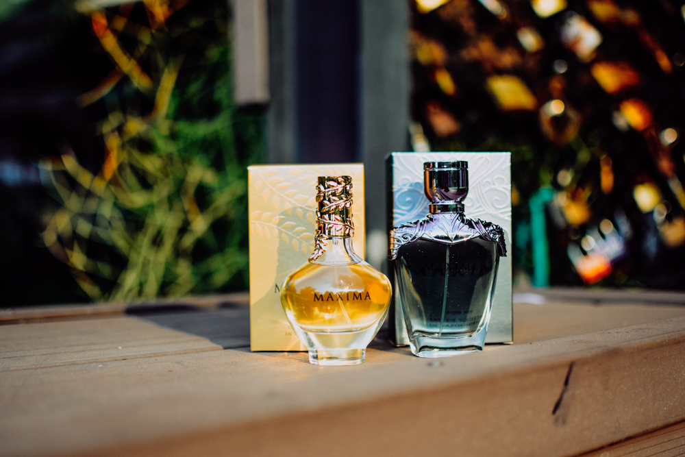 avon Duo perfumes