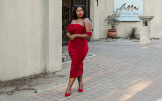 ruched burgundy dress, ruched maroon dress