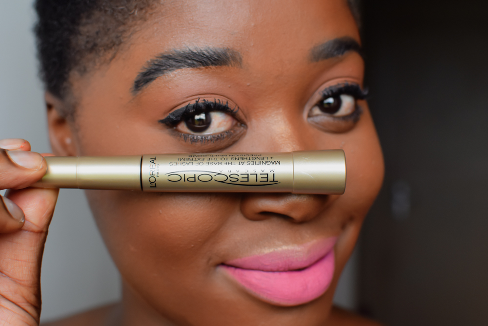 loreal telescopic mascara review