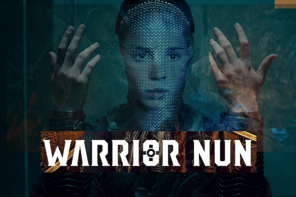 warrior nun review netflix