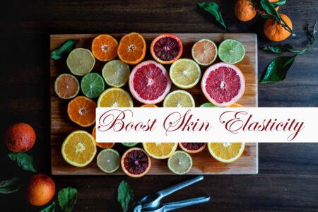 6 ways to boost skin elasticity
