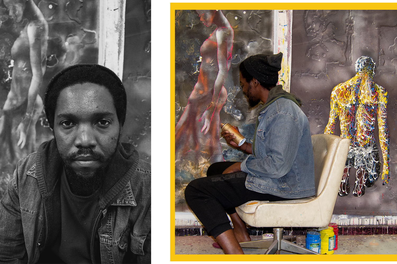 Mpho Nkadimeng Artist
