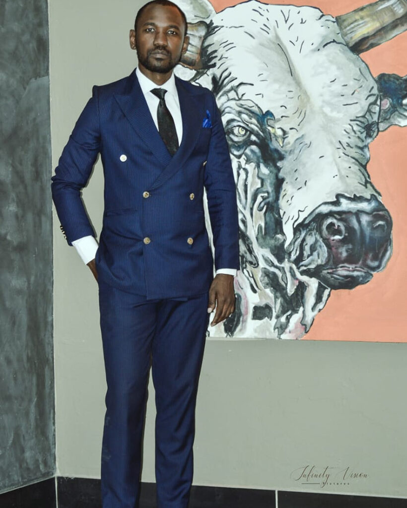 Stan Ngwane Suits Tailor